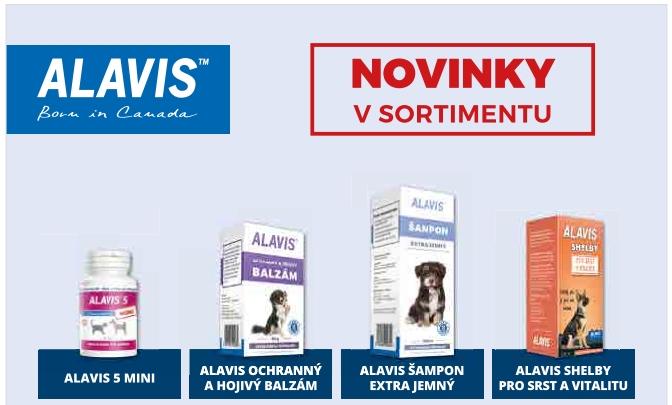 Kanadská značka Alavis se specializuje na kloubní výživu pro psy 9b35fc267b