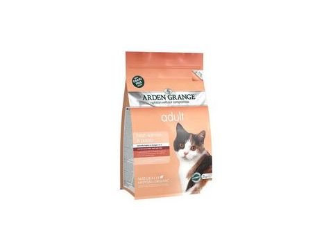 Arden Grange Cat Adult Salmon & Potato 4kg