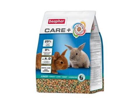 Beaphar CARE+ králík Junior 1,5kg