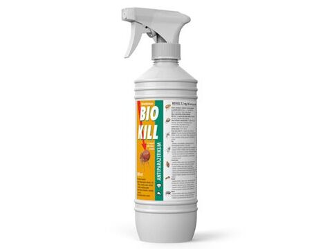 Bioveta Bio Kill antiparazitický spray 500ml