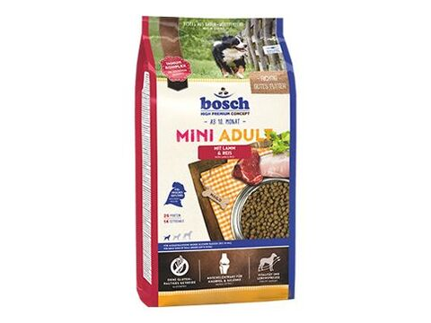 Bosch Dog Adult Mini Lamb & Rice 3kg