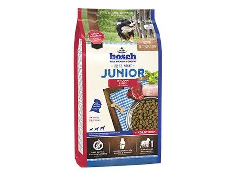 Bosch Dog Junior Lamb & Rice 3kg