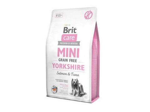 Brit Care Dog Mini Grain Free Yorkshire 2kg