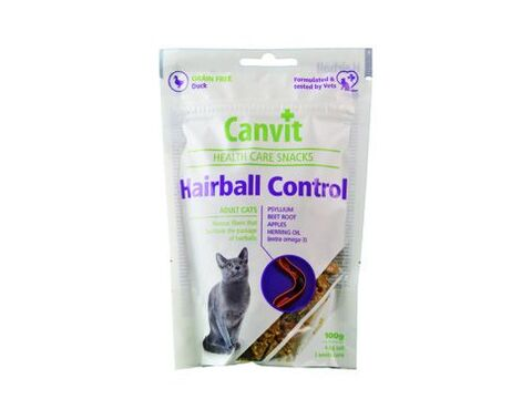 Canvit Snacks Cat Hairball Control