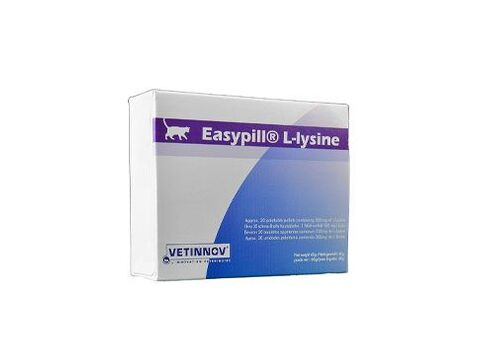 Easy Pill Cat L-lysine 30ks