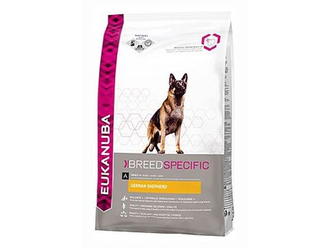 Eukanuba Dog German Shepherd 12kg