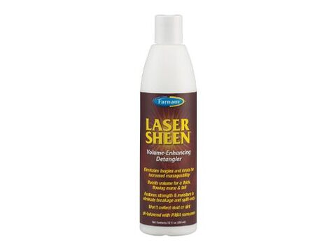 FARNAM Laser Sheen volume-enhancing detangler 355ml