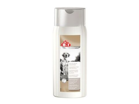 8in1 šampon White Pearl 250ml