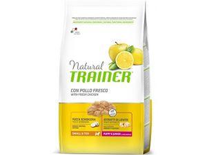 Nova Foods Trainer Natural Adult Small Toy Hovězí Ženšen 7 kg