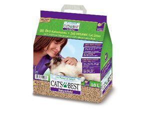 Cats Best Nature Gold podestýlka kočka 10l