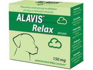 Alavis Relax pro psy 150mg 80tbl