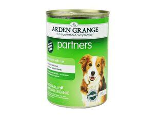 Arden Grange Partners Dog Lamb Rice konz. 395g