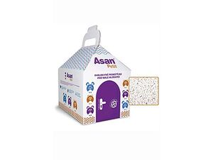 Asan Petit malé hlodavce 4,5l