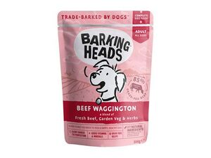 BARKING HEADS Beef Waggington 300g