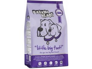 Barking Heads Professional Large Puppy 18kg