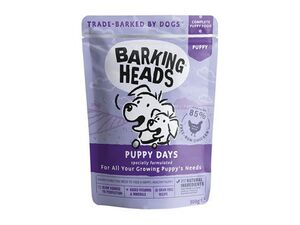 BARKING HEADS Puppy Days NEW 300g