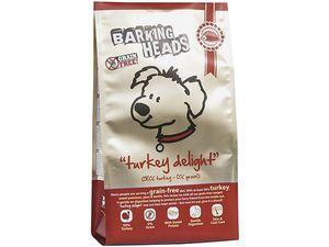 Barking Heads Professional Turkey Grain Free 18kg