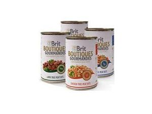 Brit Boutiques Gourmandes Chicken True Meat Bits 400g