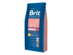 Brit Premium Dog Junior L 15kg