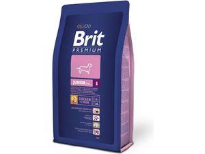 Brit Premium Dog Junior S 1kg