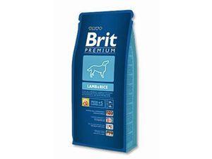 Brit Premium Dog Lamb&Rice 1kg