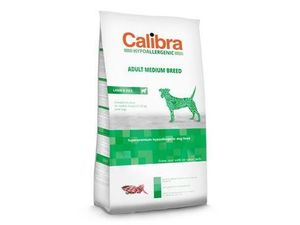 Calibra Dog HA Adult Medium Breed Lamb 80g-vzorek