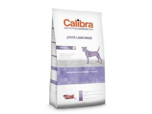 Calibra Dog HA Junior Large Breed Lamb 80g-vzorek