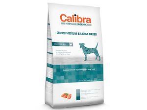 Calibra Dog HA Senior Medium&Large Chick 80g-vzorekNEW