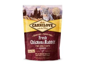 Carnilove Cat Fresh Chicken & Rabbit for Adult 400g
