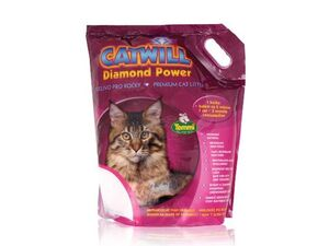 Catwill Diamond Power podestýlka 7,6l