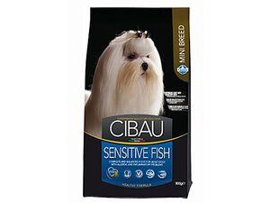 CIBAU Dog Adult Sensitive Fish&Rice Mini 800g