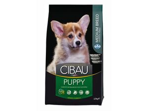 CIBAU Dog Puppy Medium 2,5kg