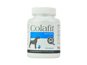 Colafit 4 Max Forte na klouby pro psy 100tbl