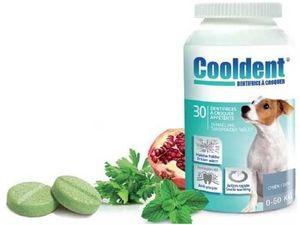 Cooldent žvýkací tablety pro psy k osvěžení dechu 30tbl