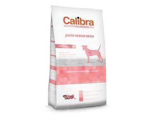 Calibra Dog HA Junior Medium Breed Lamb 80g-vzorek