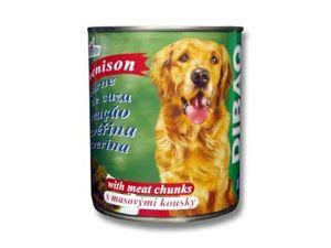Dibaq Pet pes konzerva zvěřina 810g