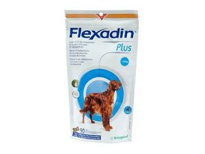 Flexadin plus střední a velcí psi 90tb