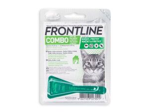 Frontline Combo Spot-on Cat sol 1x0,5ml