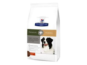 Hill's Canine Dry Adult Metabolic & Mobility 4kg