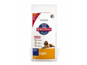 Hill's Canine Dry Senior Light 12kg