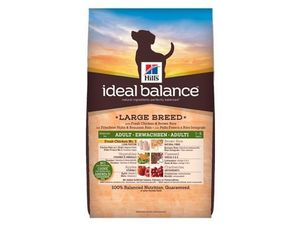 Hill's Canine Ideal Balance Adult Large kuře a rýže 12kg