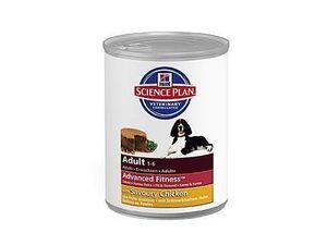 Hill's Canine konzerva Adult Chicken 370g