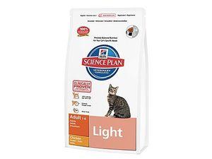 Hill's Feline Dry Adult Light 10kg