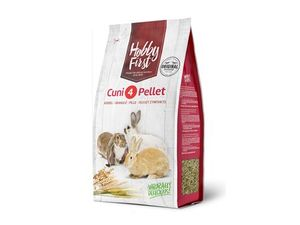 HobbyFirst králík 4 pelety 4 kg