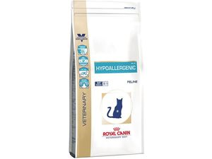 Royal Canin VD Feline Hypoallergenic 500g