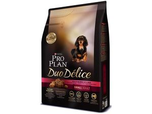 ProPlan Dog Adult Duo Délice Small & Mini Salmon 2,5kg
