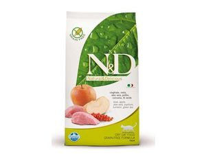 N&D Grain Free Cat Adult Boar & Apple 300g