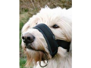 Trixie Náhubek fixační nylon podložený pes L 18-30cm
