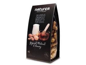 Naturea GF sušenky jogurt & vlašské ořechy & med 230g