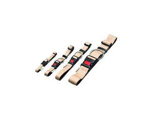 Obojek Bamboo Balance 30-45/15 Béžový KAR 1ks